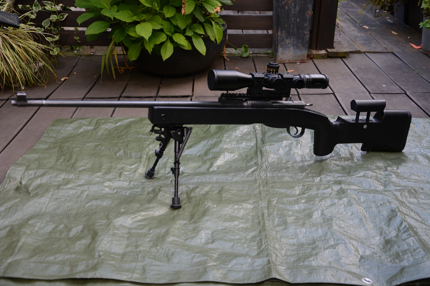 Crosse composite K31 – prototype final K31-compo-b2-04