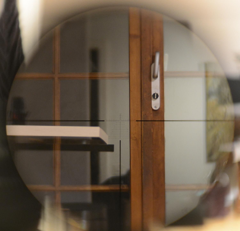 совой об дверь