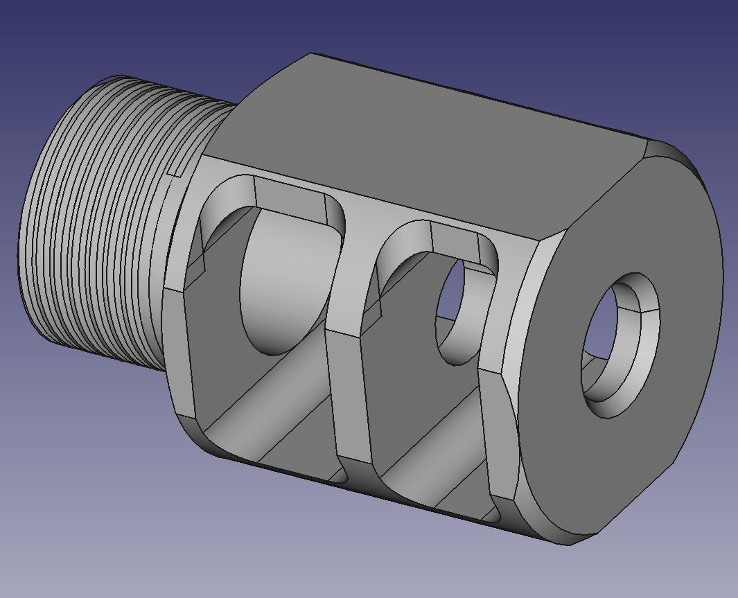 Crosse composite K31 – prototype final - Page 5 K31-brake-proto-d